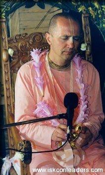 Bhakti Bhusana Swami