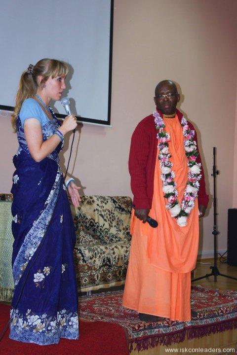 Bhakti Narasimha Swami
