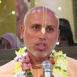 Bhakti Ashraya Vaishnava Swami