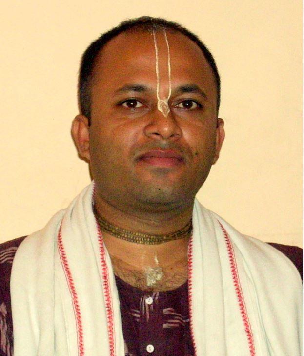 Gour Gopal Das Adhikari