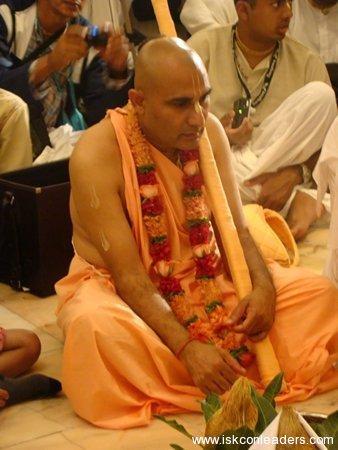 Bhakti Brhat Bhagavata Swami