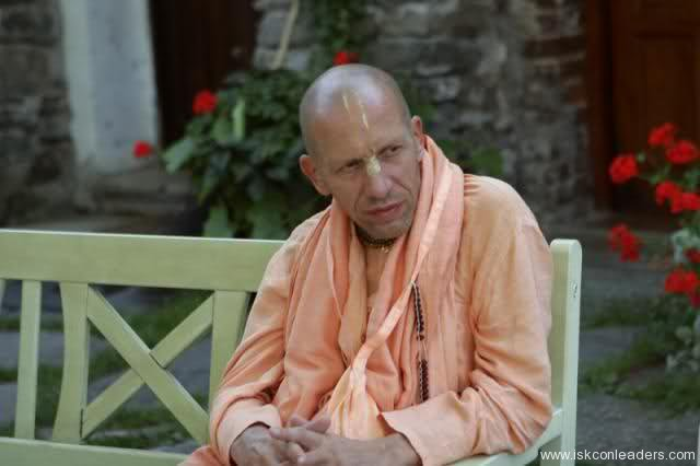 Bhakti Vaibhava Swami