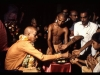 Lokanath Swami with Srila Prabhupada