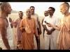 Nava Yogendra Swami with Srila Prabhupada