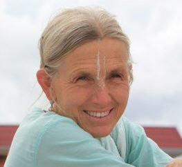 Akuti Devi Dasi